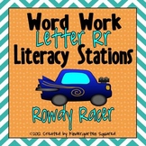 Letter R Word Work Literacy Stations and Centers