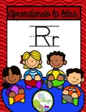 Aprendiendo la letra R