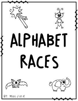 Letter Races
