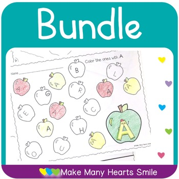 Letter Recognition Bundle