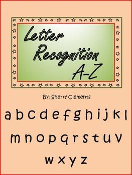 Letter Recognition A-Z