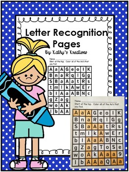 Letter Recognition A-Z