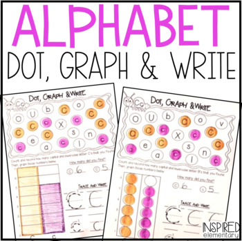 A-Z Dot, Graph & Write