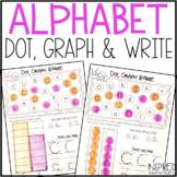 Alphabet Activities Dot, Graph & Write