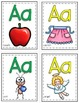 Letter Recognition: ABC Flash Cards