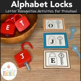 Letter Recognition Activities ( Uppercase and Lowercase )