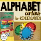 #fireworks2020 Letter Recognition Alphabet Centers