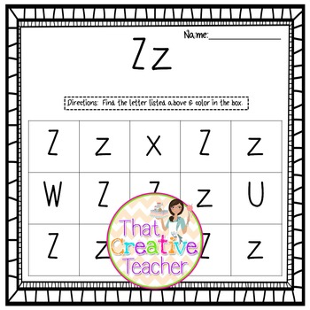 Letter Recognition Alphabet Search