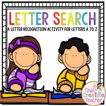 Letter Recognition Alphabet Search