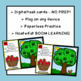 Letter Recognition Apple Match Drag and Drop Digital BOOM Task Cards {NO PREP!}