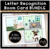 Letter Recognition Bundle   Boom Cards