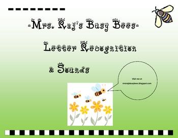 Letter Recognition & Beginning Sounds