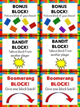 Alphabet Letter Recognition with Blocks