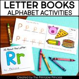 Letter Recognition Books