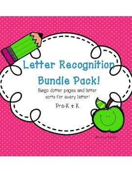 Letter Recognition Bundle