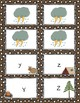 Letter Recognition & Alphabet Game- Camping Themed Game
