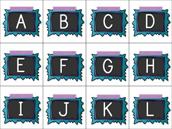 Letter Recognition - Case of the Alphabet