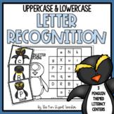 Penguin Letter Recognition Centers