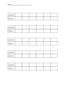 Letter Recognition Data