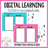 Letter Recognition Digital Centers