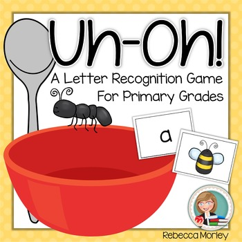 Letter Recognition Game