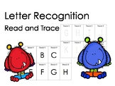 Letter Idenification and Recognition Game- Read and Trace