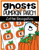 Halloween Letter Recognition Game