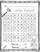 Letter Recognition & Identification Bundle {5 worksheets/letter, 125+ pages}