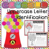 Letter Recognition Worksheets for Kindergarten Upper Case + Handwriting Practice