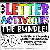 Letter Recognition | Letter Formation | Letter Sounds | Al