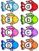 Letter Recognition, Letter-Sound Correspondence, & Uppercase/Lowercase Matching