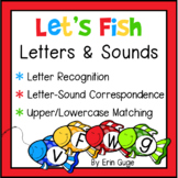 Letter Recognition, Letter-Sound Correspondence, & Upperca