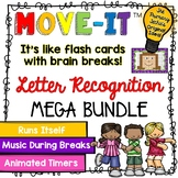 Letter Recognition MOVE IT - The Bundle
