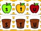 Letter Recognition Matching Activity - Apples