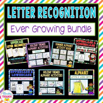 Letter Recognition Ever Growing Bundle
