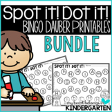 Number Recognition - Letter Recognition BUNDLE