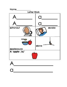 Letter Recognition Pages