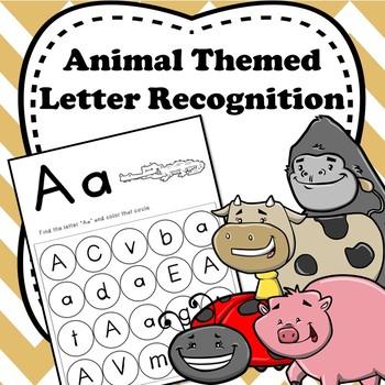 Letter Recognition - Recognizing the Alphabet | ABC