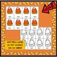 Letter Recognition & Sight Word Game SWIPE - Halloween The