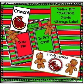 Letter Recognition & Sight Word Game {EDITABLE} - Tricky Cookies