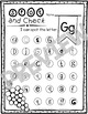 Letter Recognition Spot and Check