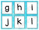 Letter Recognition Stack the Deck A Flashcard Activity For
