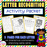 Letter Recognition (Uppercase Letters)