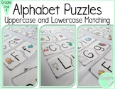 Letter Recognition - Uppercase and Lowercase Matching
