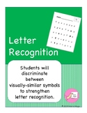 Letter Recognition/Visual Discrimination