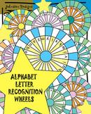 Letter Recognition Wheels