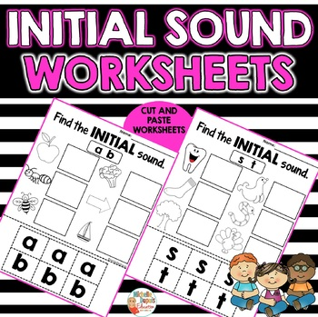 Letter Recognition Worksheets