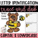 Letter Recognition Worksheets Spring Bundle