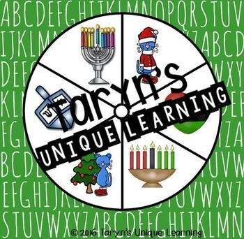 Letter Recognition and Letter Fluency- December Edition