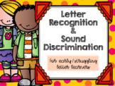 Letter Recognition and Sound Discrimination